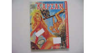 KAPZAN No 5 Erotic Greek Comic Book