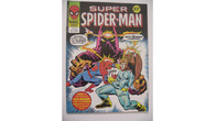 SUPER SPIDER MAN No 274 ENGLISH Comic Book