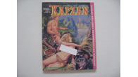 KAPZAN No 9 Erotic Greek Comic Book