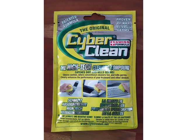 Cyber Clean cleaning combound - 1/1