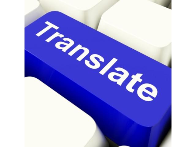 Freelance Translator - 1/1