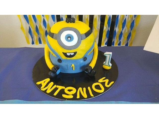 Σπιτικές Τούρτες Γενεθλίων - Homemade Birthday cakes made with love! - 1/3