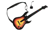 Guitar for wii game
