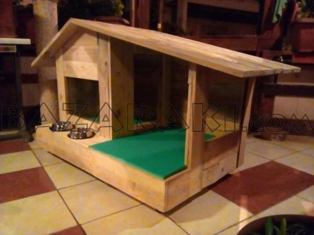 Luxury Dog or Cat House - 1/3