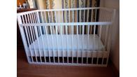 Baby & Toddler bed / cot in very good condition