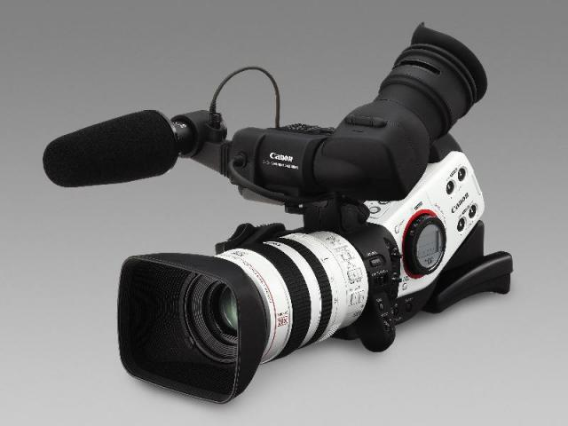 canon xl-2 proffesional camcorder - 1/1
