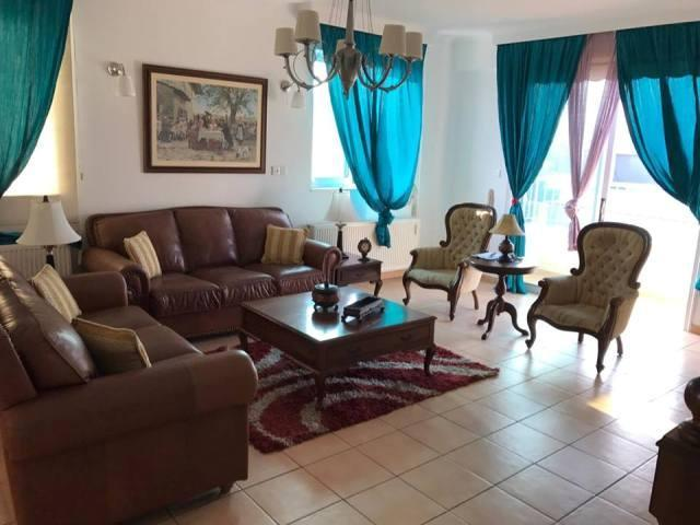 3 BEDROOM UPPER DUPLEX HOUSE FOR RENT IN LIMASSOL ZAKAKI - 1/11