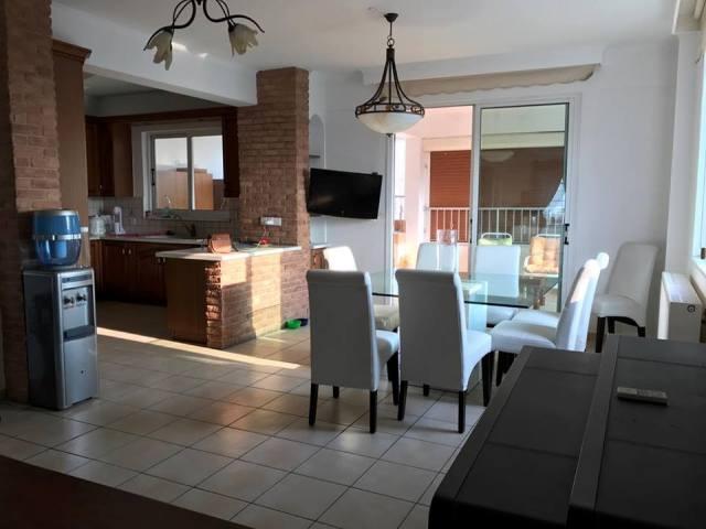 3 BEDROOM UPPER DUPLEX HOUSE FOR RENT IN LIMASSOL ZAKAKI - 2/11