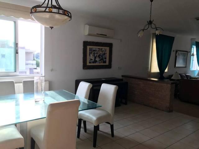 3 BEDROOM UPPER DUPLEX HOUSE FOR RENT IN LIMASSOL ZAKAKI - 5/11