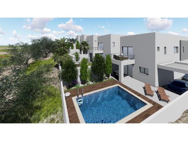 Available Houses for Sale in the area of Ayia Fyla in Limassol!!! - 5/5