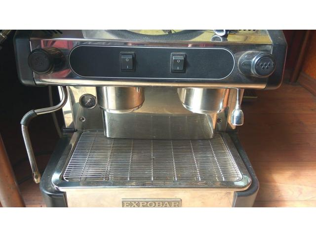 Coffee Espresso machine - 1/2