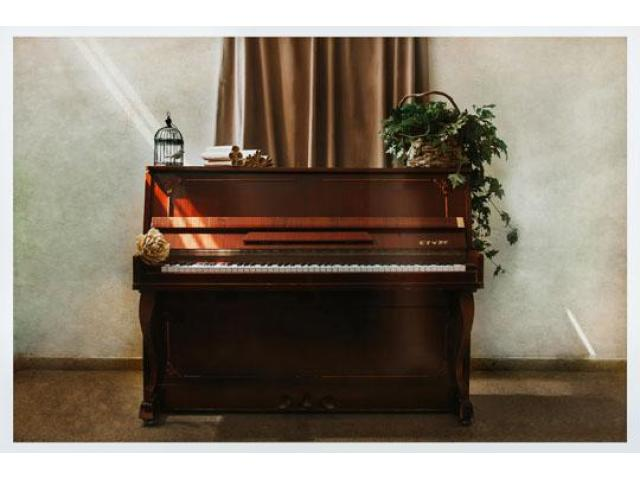 Used Pianos for Decoration - 2/8