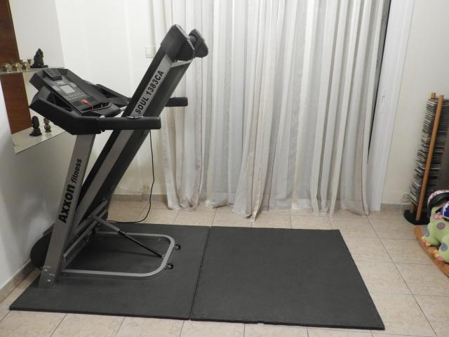 TREADMILL LIKE NEW - 6/6