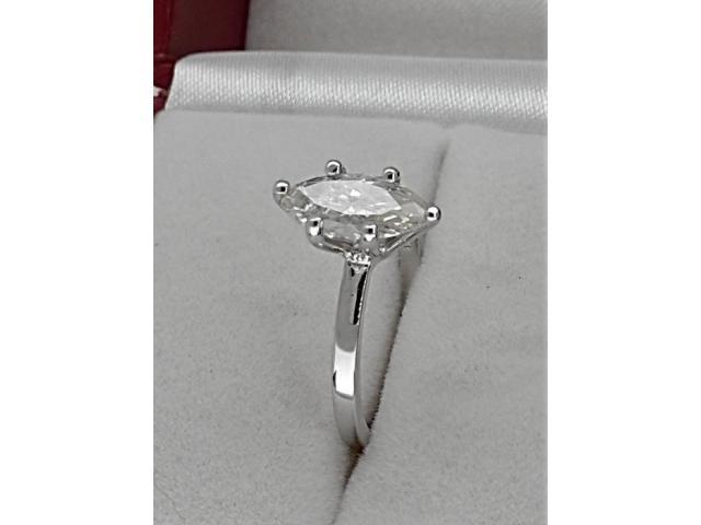 14ct Diamond Ring 1.05ct - 9/9