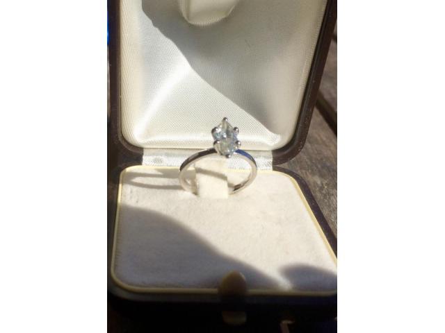 14ct Diamond Ring 1.05ct H/VS2 - 14/16