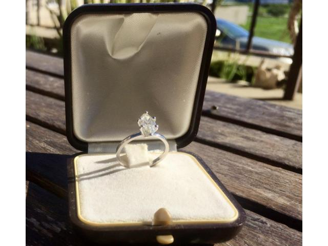 14ct Diamond Ring 1.05ct H/VS2 - 16/16