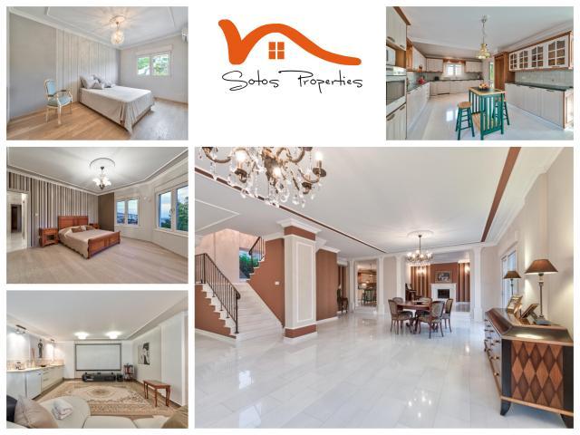 RN SPS 194 / 5 Bedroom villa in Agios Tychonas area – For sale - 1/17