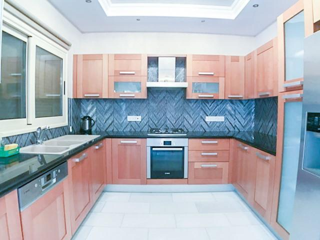 RN SPR 424 / 6 Bedroom villa in Potamos Germasogeias – For rent - 5/10