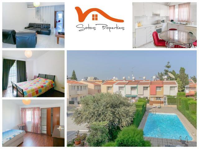 RN SPS 197 / 2 Bedroom maisonette in Potamos Germasogeias – For sale - 1/10