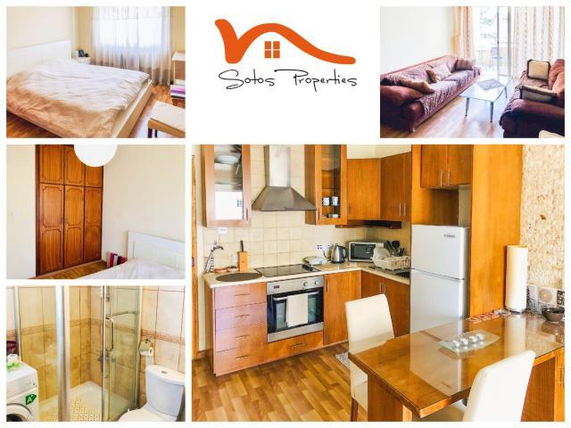 RN SPS 213 /1 Bedroom flat in Potamos Germasogeias – For sale - 1/6