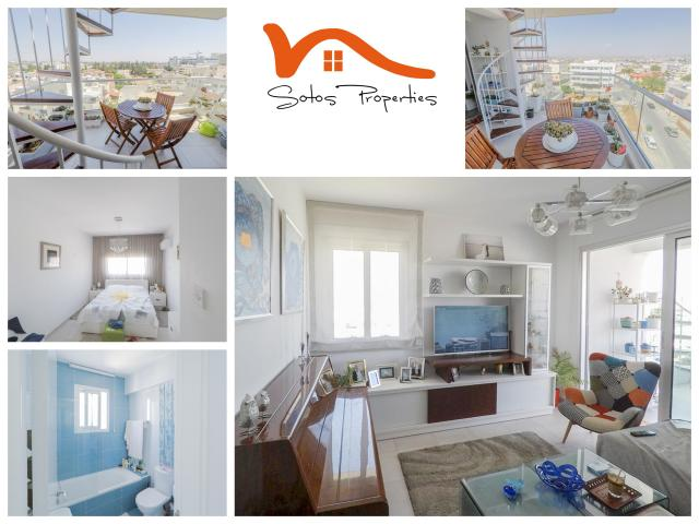 RN SPS 218 / 2 Bedroom flat in Larnaca – For sale - 1/10