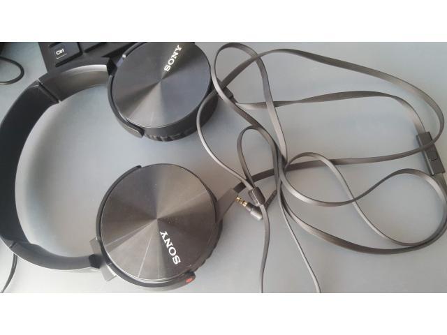 Used Sony MDX Extra Bass headphone - 1/1