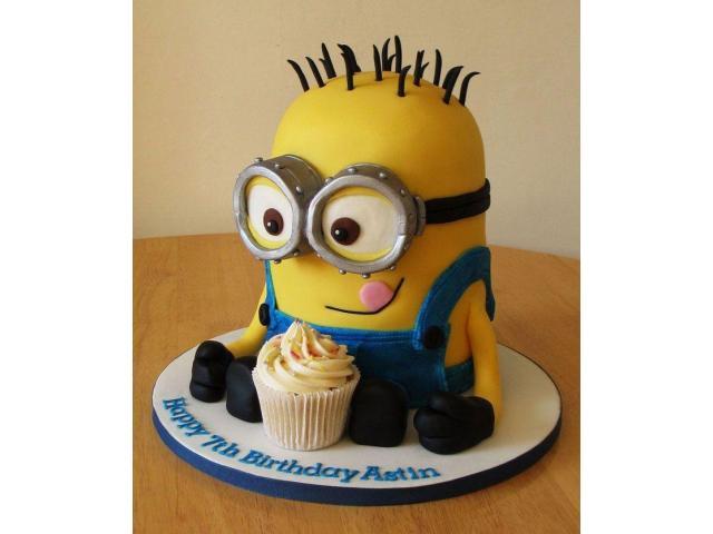 Birthday cake decoration - 1/1