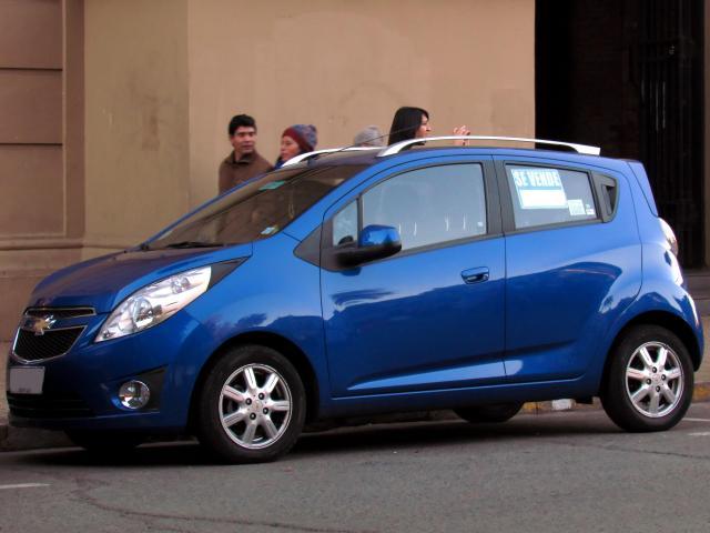 Chevrolet spark 1.2 LT 2011 - 1/2