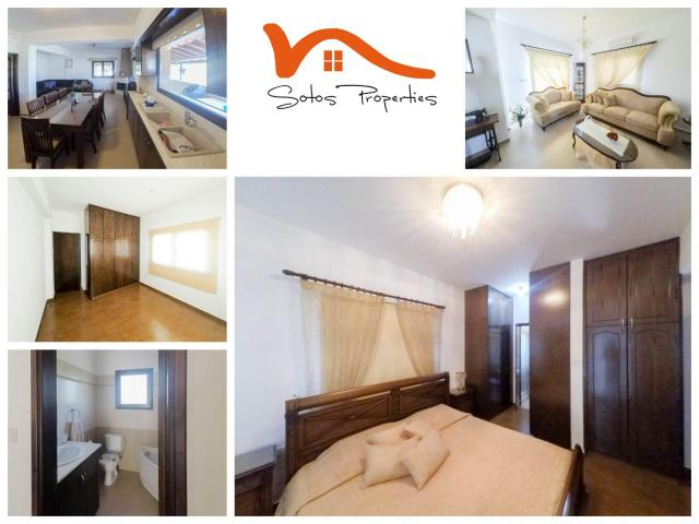 RN SPS 240 / 3 Bedrooms House in Larnaca Vergina area – For sale - 1/17