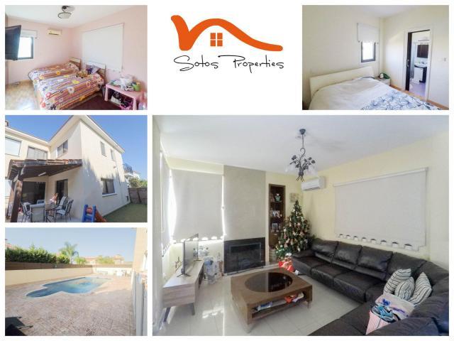 RN SPS 250 / 3 Bedroom house in Oroklini (Larnaca) – For sale - 1/8