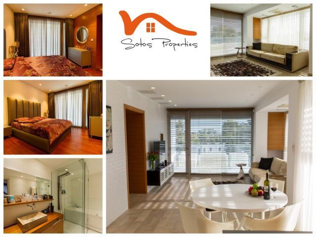 RN SPR 498 / 4 Bedroom apartment in Potamos germasogeias – For rent - 1/11