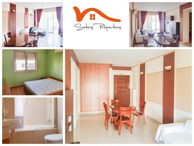 RN SPS 258 / 1 Bedroom Apartment at Germasogeia Village – For sale - 1/10