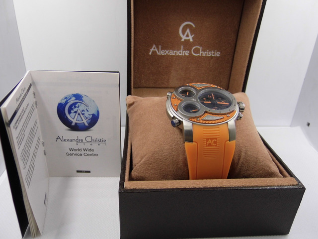 Brand New Alexandre Christie watch - 1/5