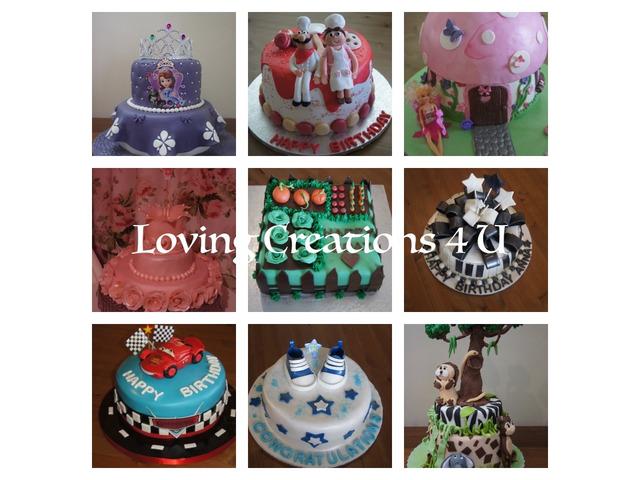 Loving Creations 4 U - Σπιτικές τούρτες, γλυκά και αλμυρά! - 1/18