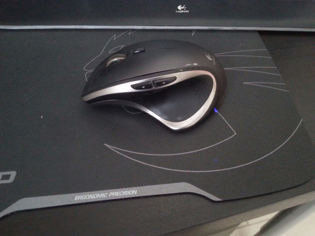 [SOLD] Logitech K/B & Mouse combo - 2/2