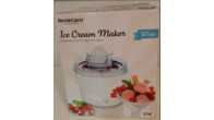 SOLD! Ice cream maker