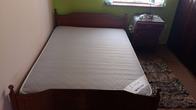 bed & matress