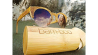 bam-boo wooden sunglasses