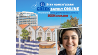 Stay home & learn Greek safely online, April 2020