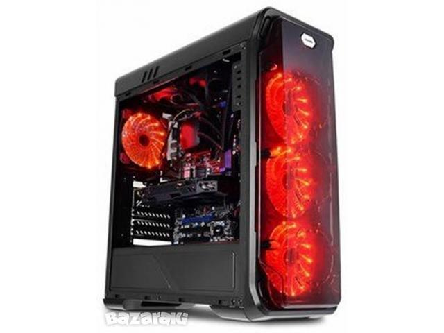 NEW GAMING DESKTOP Intel i3 9100F with GTX 1650 fast gaming and processing 2 years guarantee - 1/17