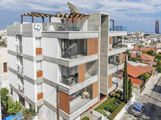 3 Bedroom penthouse in Mesa geitonia area – For sale - 2/10