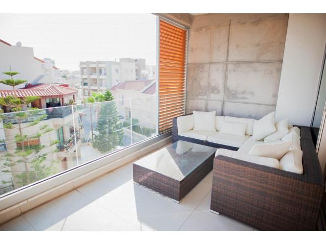 3 Bedroom penthouse in Mesa geitonia area – For sale - 7/10