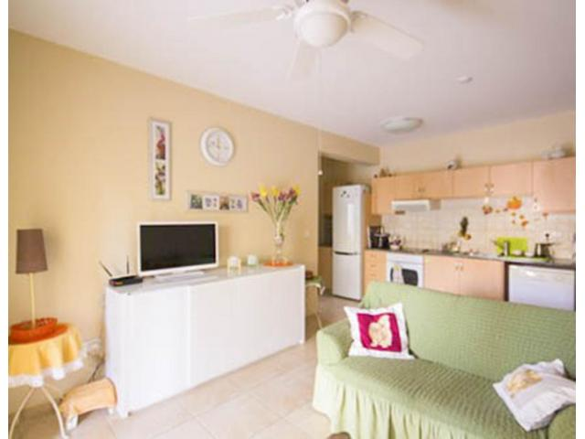 RN SPS 262 / 1 Bedroom ground floor apartment in Pyrgos tourist area – For sale - 2/7