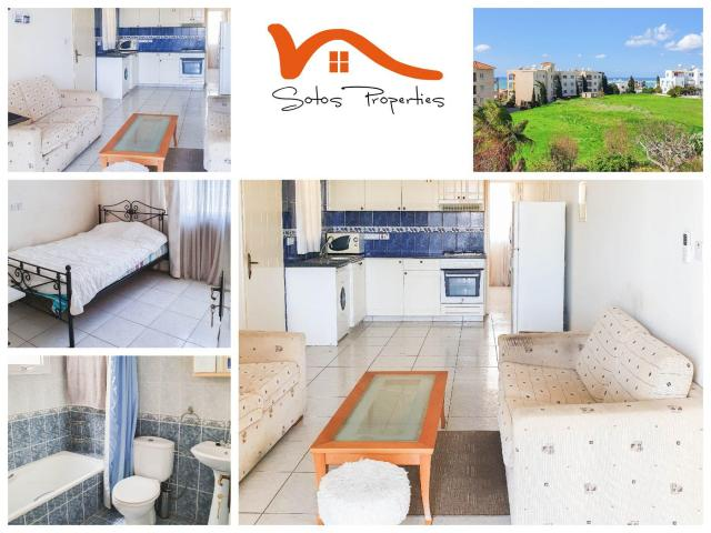 RN SPS 263 / 1 Bedroom apartment in Paphos (Tombs of the Kings) – For sale - 1/10