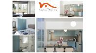 RN SPR 620 / 2 Bedroom flat in Neapolis Kanika area – For rent