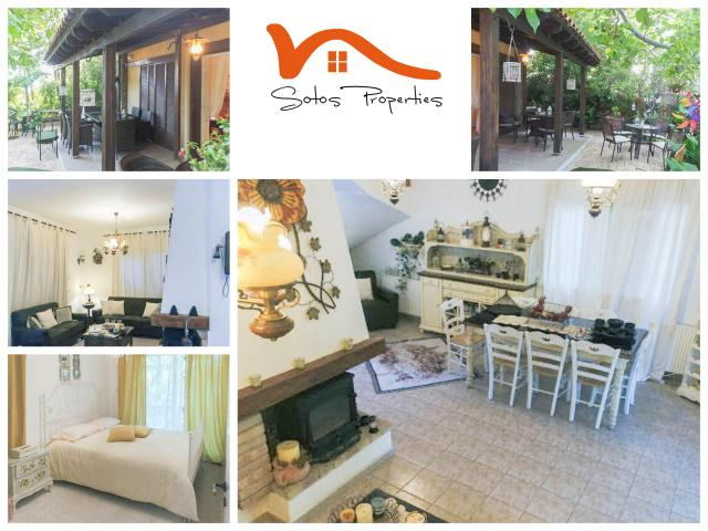 RN SPR 627 / 3 Bedroom house in Platres – For rent - 1/22