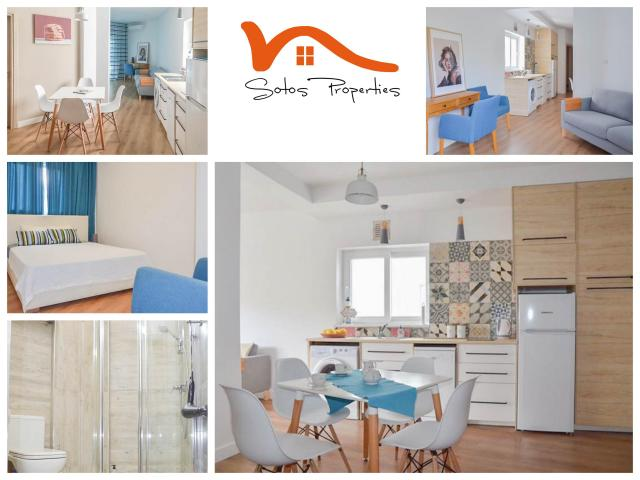 RN SPR 642 / 2 Bedroom apartment in Agios Tychonas tourist area – For rent - 1/9
