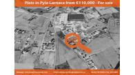 SPS 337 / Plots in Pyla Larnaca from €110,000 – For sale