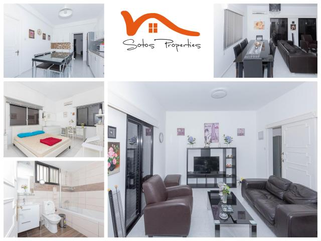 RN SPR 665 / 3 Bedroom house in Limassol city center – For rent - 1/13