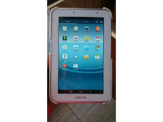 Samsung Galaxy Tab 2 (7-Inch, Wi-Fi) 2012 Model - 1/3